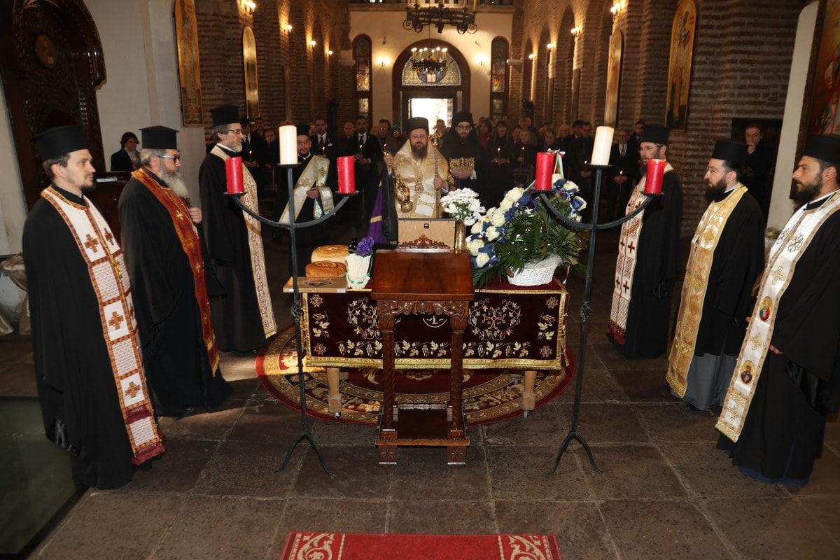 Панихида по повод 20 години от кончината на блаженопочившата Иоанна, Царица Българска и принцеса Савойска
