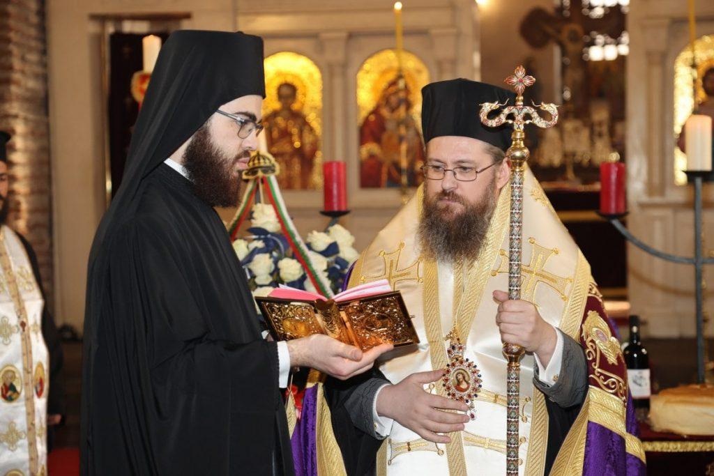 Епископ Поликарп - Панихида по повод 20 години от кончината на блаженопочившата Иоанна, Царица Българска и принцеса Савойска