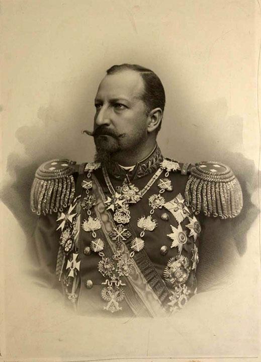 Н.Ц.В. Фердинанд I, Княз Български и Херцог Саксонски, 1899 г.
