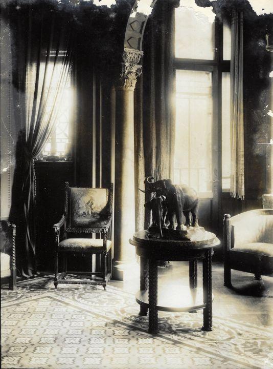 Старобългарската стая в Двореца