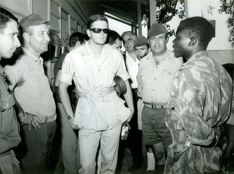 Цар Симеон в Ангола като специален гост на министър-председателя на Португалия Антонио де Салазар, 1966 г.