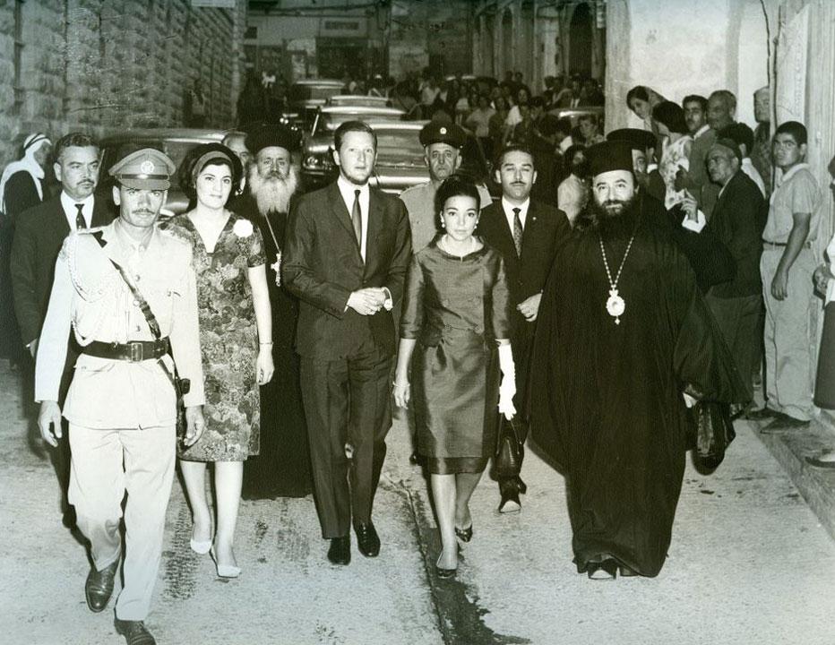 Йерусалим, 1965 г.