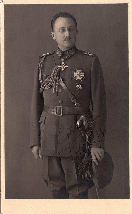 Н.Ц.В. Княз Регентът Кирил Преславски (1895-1945)