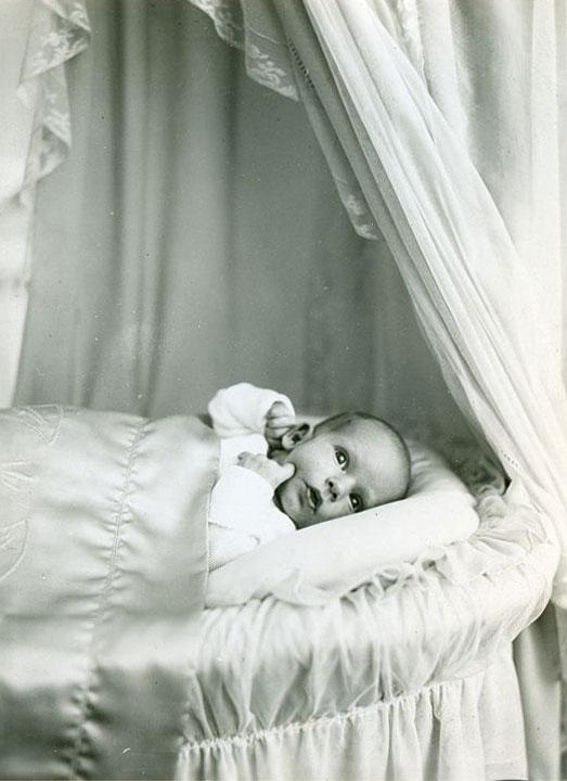 Новороденият престолонасленик на България, 1937 г.