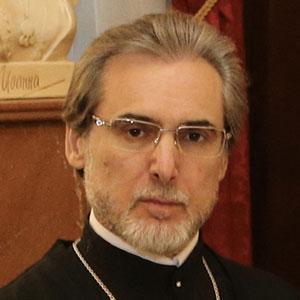 Отец Николай Георгиев