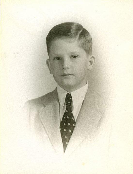 Н.В. Цар Симеон II, 1944 г.
